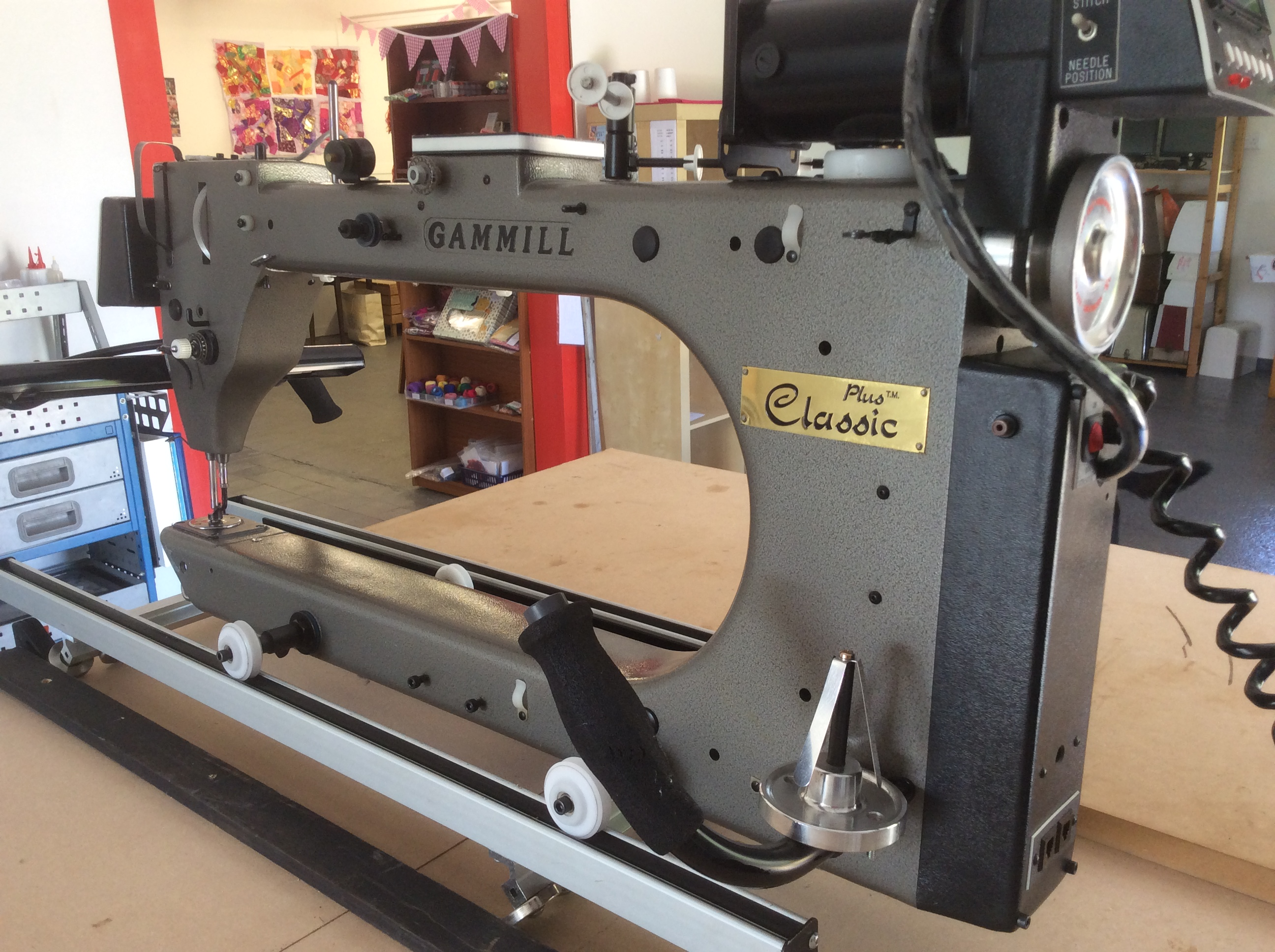 Pre Loved Long Arm Quilting Machine Sales